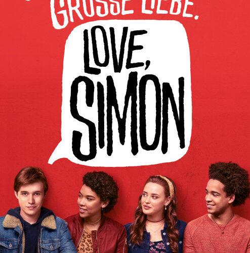 """Wir zeigen """"Love, Simon"""" in Künzelsau"""