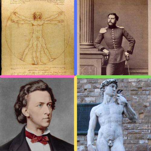 Homosexualität ist keine Erfindung der Neuzeit!